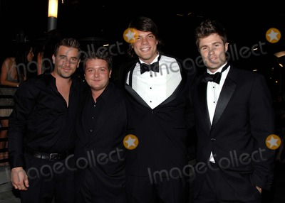 Nic Nac Photo - Premiere of 2 Dudes and a Dream at Arclight Hollywood in Los Angeles CA 02-03-2009 Image Simon Rex Nic Nac Brian Drolet Jordan Eubanks Photo Scott Kirkland  Globe Photos