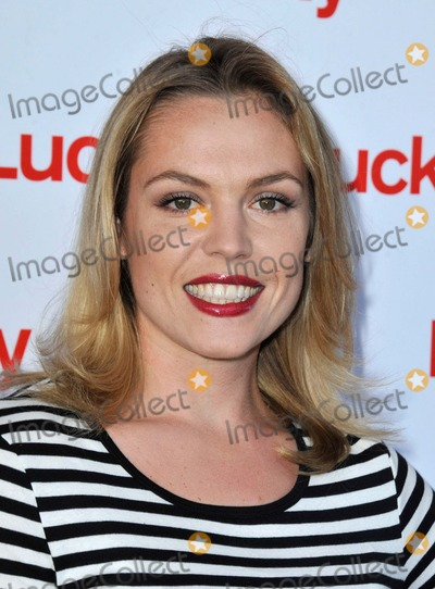 Agnes Bruckner Photo - Agnes Bruckner attending the Lucky Magazines Fashion and Beauty Blogger Conference Opening Night Cocktail Party Held at the Sls Beverly Hills Hotel in Beverly Hills California on April 4 2013 Photo by D Long- Globe Photos Inc