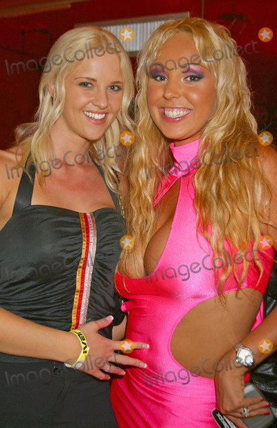 Hannah Harper Photo - Marey Carey Hosts Cosmos Fall 2004 Fashion Show with a Special Performance by Playboy Cybergirl Amanda Rushing Club Ivar Hollywood CA 05052004 Photo by Clinton H WallaceipolGlobe Photos Inc 2004 Marey Carey and Hannah Harper