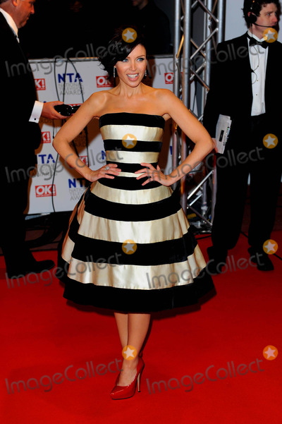 Dannii Minogue Photo - Dannii Minogue Singer National Television Awards 2010 O2 Arena London England January 20 2010 Photo by Neil Tingle-allstar-Globe Photos Inc 2010