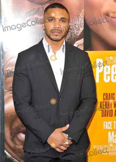 Tyler Lepley Photo - Tyler Lepley attending the Los Angeles Premiere of Peeples Held at the Arclight Cinerama Dome in Hollywood California on May 8 2013 Photo by D Long- Globe Photos Inc
