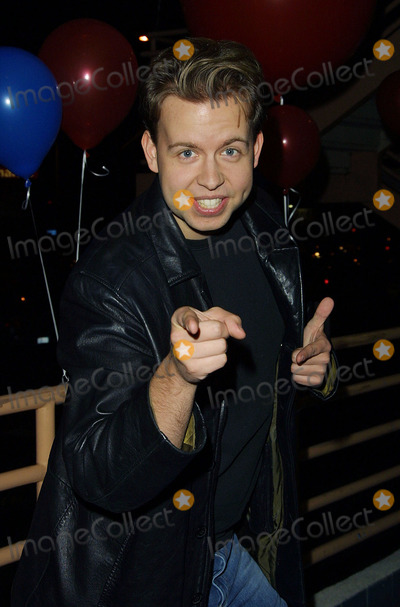 Kyle Cease Photo - Kyle Cease Hollywood Fight Club - Opening New Hip Hop and Boxing Fitness Club Opens with Celebrities Attendees in Hollywood CA January 19 2002 Photo by Nina PrommerGlobe Photos Inc2002