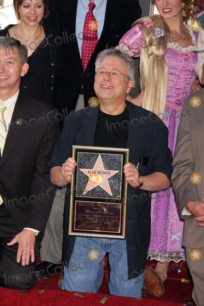 Alan Menken Photo - Composer Alan Menken Honored with Star on the Hollywood Walk of Fame El Capitan Theatre Hollywood CA 11102010 Alan Menken Photo Clinton H Wallace-photomundo-Globe Photos Inc 2010
