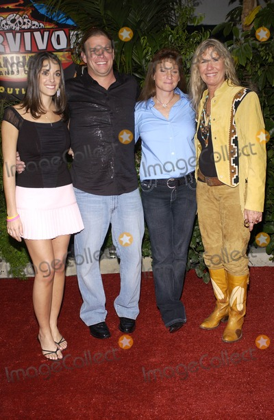 Twila Tanner Photo - Survivor Vanuatu--island of Fire Finale Cbs Television City Stage 36 Hollywood California 12-12-2004 Photo by Valerie Goodloe-Globe Photos 2004 Eliza Orlins Chris Daughtery Twila Tanner Scout Cloud Lee