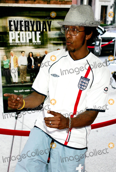 Andre Royo Photo - Hbo Films Presents Everyday People at the Chelsea West Theatre in New York City 6232004 Photo Byrick MacklerrangefindersGlobe Photos Inc 2004 Andre Royo