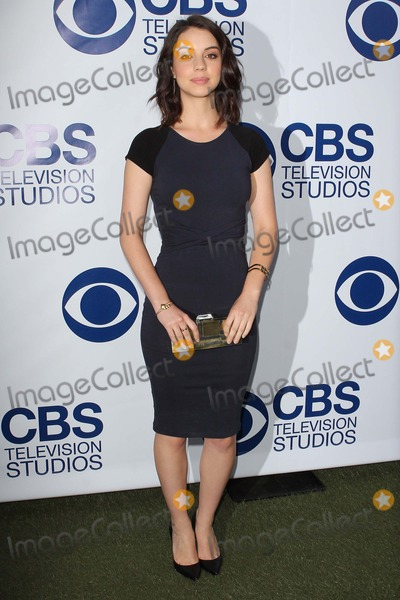 Adelaide Kane Photo - Adelaide Kane attends Cbs Tv Studios Summer Soiree Celebration Held at the London Hotel on May 19th2014 in West Hollywoodcaliforniausa Phototleopold Globephotos