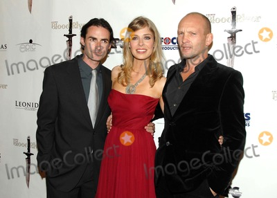 Andrew Howard Photo - Premiere of Blood River at the Egyptian Theatre in Hollywood CA 03-24-2009 Image Ian Duncan Tess Panzer Andrew Howard Photo Scott Kirkland-Globe Photos