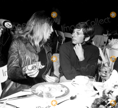 Sharon Tate Photo - Sharon Tate and Roman Polanski b949-14b Nate CutlerGlobe Photos Inc