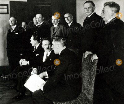 Adolf Hitler Photo - Adolf Hitler 1933 Ipol ArchiveipolGlobe Photos Inc