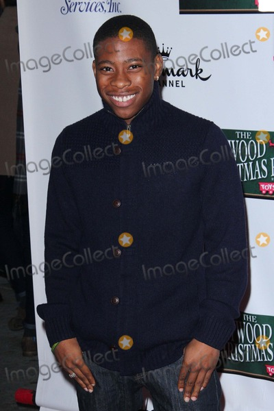 Carlon Jeffery Photo - Carlon Jeffery attends 2012 Hollywood Christmas Parade Benefiting Marine Toys For Tots on 25th November 2012 in HollywoodcaliforniausaphototleopoldGlobe Photos