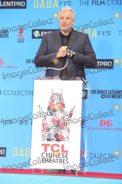 Nick Cassavetes Photo - Gena Rowlands Honored with Handfootprint Ceremony at the Tcl Chinese Theatre Imax Hollywood CA 12052014 Nick Cassavetes Clinton H WallaceipolGlobe Photos Inc