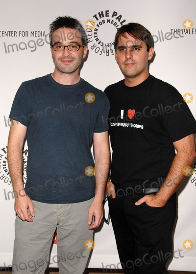 Alex Kurtzman Photo - the Paley Center and Tv Guides Public Preview of Fox Network Fall 2008 Television Shows Paley Center For Media Beverly Hills CA 09-05-2008 Photo by James Diddick-Globe Photos Inc2008 Alex Kurtzman and Roberto Orci