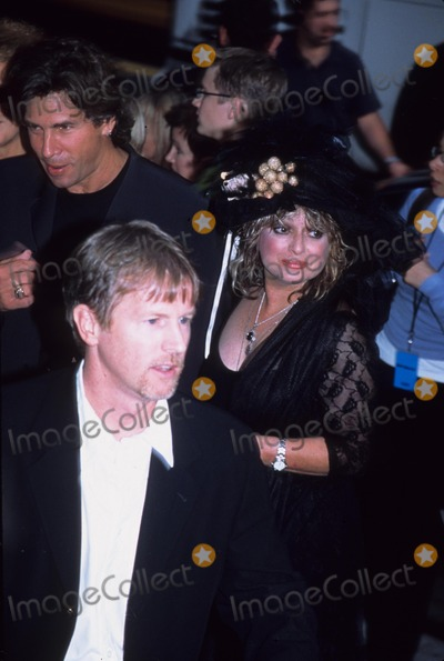 Alan Hunter Photo - Alan Hunter with Mark Goodman and Nina Blackwood Mtv 20  Live and Almost Legal Party at Hammerstein Ballroom in New York 2001 K22626rm Photo by Rick Mackler-Globe Photos Inc