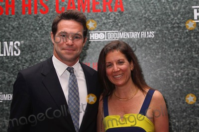 Adam Schlesinger Photo - Hbo Documentary Films Present the New York Premiere of Smash His Camera the Museum of Modern Art NYC 06-01-2010 Photos by Sonia Moskowitz Globe Photos Inc 2010 Adam Schlesinger Linda Saffire