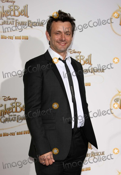 Tinker Bell Photo - Michael Sheen Actor Picnic-in-the-park Premiere of Tinkerbell La Cienega Park Beverly Hills 08-28-2010 Graham Whitby Boot-allstar - Globe Photos Inc