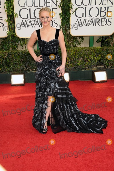 Jennifer Lawrence Photo - Jennifer Lawrence 68th Annual Golden Globe Awards (Arrivals) Held at the Beverly Hilton Hotel Los Angeles CA January 16 - 2011 photo Dlongglobephotos