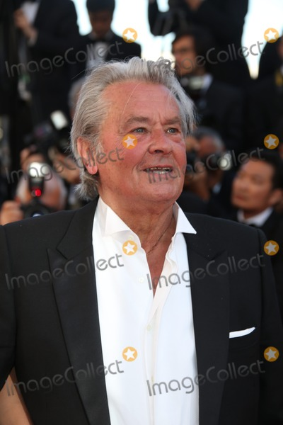 Alain Delon Photo - Actor Alain Delon attends the Premiere of Zulu During the 66th Cannes International Film Festival at Palais Des Festivals in Cannes France on 26 May 2013 Photo Alec Michael