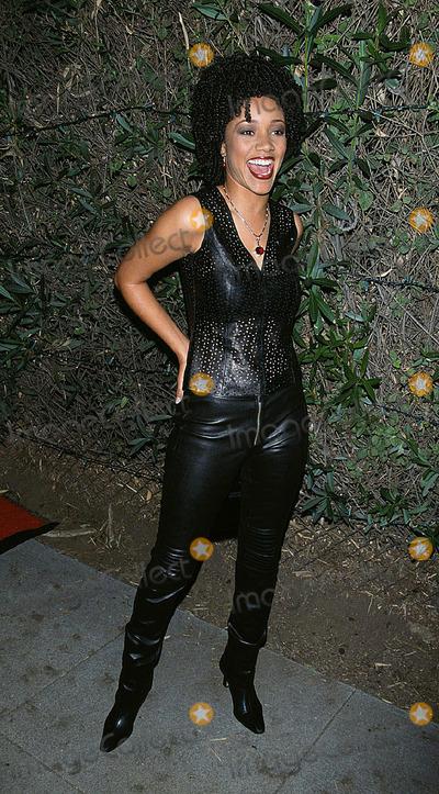 Chrystee Pharris Photo -  Unicef Fashion For Freedm Chaz Dean Studios LA 12062001 Charystee Pharris Photo by Milan RybaGlobe Photosinc
