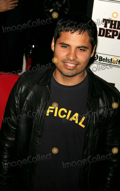 Michael Pena Photo - Red Carpet Arrivals at the Zeigfeld Theatre For the Premiere of the Departed West 54th Street 09-26-2006 Photos by Rick Mackler Rangefinder-Globe Photos Inc2006 Michael Pena