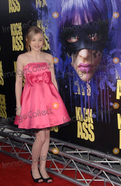 Chloe Mortez Photo - Chloe Grace Mortez attends the Los Angeles Premiere of  Kick-ass Held at the Arclight Theater in Hollywoodca 04-13-2010 Photo by D Long- Globe Photos Inc 2010