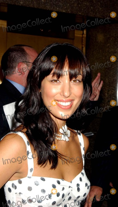 Aya Sumika Photo - 2004-2005 NBC Upfront Party at the NBC Studios Rockefeller Center New York City 05172004 Photo Ken Babolcsay  Ipol  Globe Photos Inc 2004 Aya Sumika
