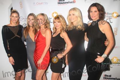 Group Shot Photo - Group Shot at the Real Housewives of New York City Season Six Premiere Party at Tokya Sushi Lounge and Nightclub 40 E58street 3-12-2014 John BarrettGlobe Photos