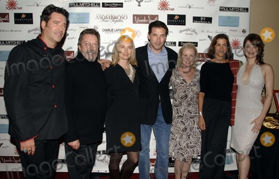 Tim Curry Photo - The Bario Symphony Cocktail Fundraiser at Sonora Cafe in Los Angeles CA 11-12-07 Image Mark Kearney Tim Curry Chynna Phillips William Baldwin Michelle Phillips Wendy Malick Bellamy Young Photo James Dimmick  Globe Photos