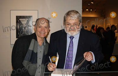 Arnold Newman Photo - Opening of the Exhibitionarnold Newman Masterclass at the Harry Ransom Center at the University of Texas at Austin02152013dallas Commercial Photographer with Exhibition Curator Roy Flukinger Photo by Jeff Newman- Globe Photos Inc