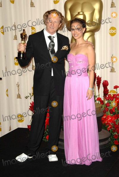 Anthony Dod Mantle Photo - The 81st Annual Academy Awards Red Carpet Arrivals Held at the Kodak Theatre in Hollywood California on February 22 2009 Photo David Longendyke-Globe Photos Inc 2009 Image Anthony Dod Mantle and Natalie Portman