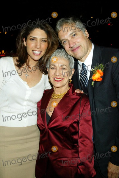 Herb Scannel Photo - a Benefit For Ballet Hispanico Held at the Copacabana New York City 05-02-2005 Photo by Sonia Moskowitz-Globe Photos 2005 Linda Lopez with Tina Ramirez Head of Ballet Hispacnico and Herb Scannell the Head of Nickelodeon