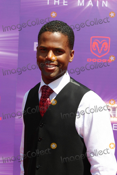 AJ Calloway Photo - Aj Calloway Pictured Arriving on the Red Carpet For the 2007 Bet Awards in Hollywood California at the Shrine Auditourium on 06-26-2007 Photo by Sophia Jones-Globe Photos Inc