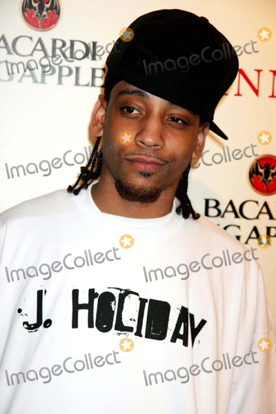 J Holiday Photo - Jonathan Mannion Hip Hop Photo Exhibition Presented by Bacardi Big Apple 222 Gallery Los Angeles CA 06-26-2006 Photo Clinton H Wallace-photomundo-Globe Photos Inc Jholiday