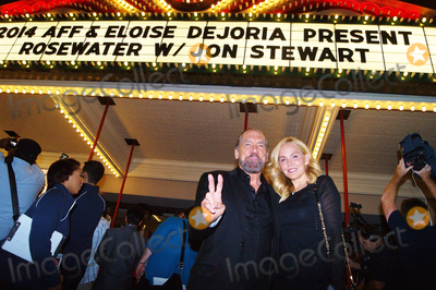 Eloise Dejoria Photo - The Austin Film Festival and Eloise Dejoria Present a Special Screening of the Film Rosewater at the Paramount Theater in Austin Texas on 10302014the Film Marks the Writing and Directorial Debut of the Daly Show Star Jon Stewartjohn Paul(left) and Eloise Dejoria(right)