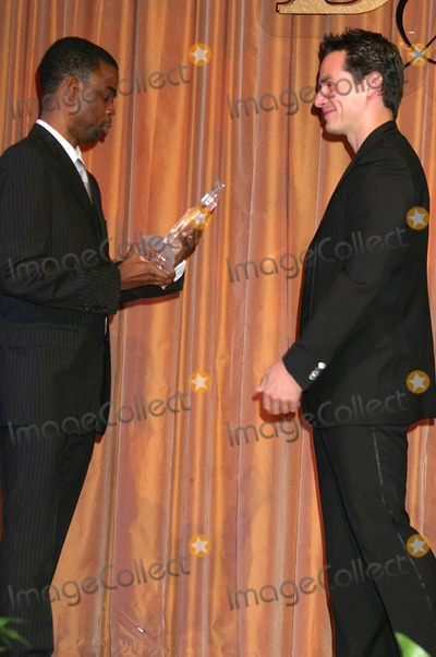 Antonio Sabato Jr Photo - I10291CHWTHE 13TH ANNUAL DIVERSITY AWARDS PRESENTED BY THE MULTICULTURAL MOTION PICTURE ASSOCIATION - SHOW BEVERLY HILLS HOTEL BEVERLY HILLS MA11-13-2005 PHOTO CLINTONHWALLACE-PHOTOMUNDO-GLOBE PHOTOS INCCHRIS ROCK ACCEPTING DIVERSITY AWARD PRESENTED YO HIM BY ANTONIO SABATO JR