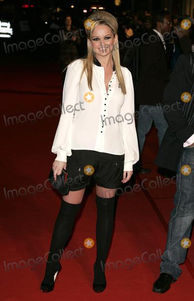 Jennifer Ellison Photo - Jennifer Ellison Rocky Balboa Premiere-arrivals-vue Cinema London United Kingdom K51360 01-16-2007 001845 Photo by Mark Chilton-richfoto-Globe Photos Inc