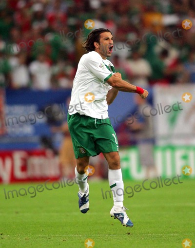 Jose Fonseca Photo - Portugal Vs Mexico Gelsenkirchen Germany 06-21-2006 Photo by Stewart Kendall-allstar-Globe Photos Inc 2006 Jose Fonseca
