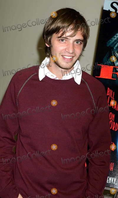 Aaron Stanford Photo - NY Premiere of Rick at the Angelika Film Center New York City 09232004 Photo by Rick MacklerrangefinderGlobe Photosinc Aaron Stanford