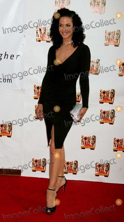 Amy Hunter Photo - 21st Annual Soul Train Music Awards - Red Carpet Pasadena Civic Auditorium Pasadena CA 03-10-2007 Amy Hunter Photo Clinton H Wallace-photomundo-Globe Photos Inc
