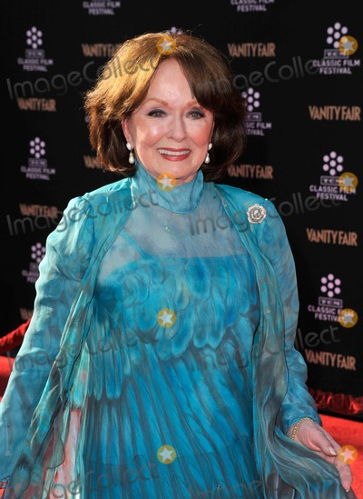 Ann Blyth Photo - Ann Blyth attending the 2013 Tcm Classic Film Festival - Opening Night Red Carpet Funny Girl Held at the Tcl Chinese Theatre in Hollywood California on April 25 2013 Photo by D Long- Globe Photos Inc