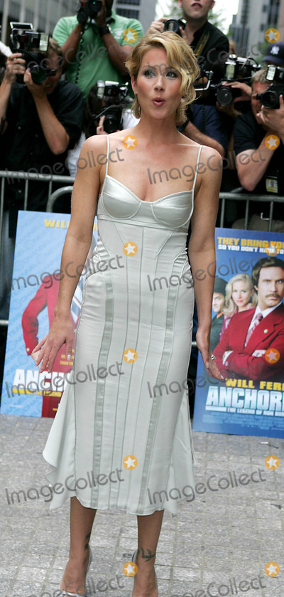 Christina Applegate Photo - Special Screening of Anchorman the Legend of Ron Burgundy at the Museum of Televisi0n and Radio  New York City 07072004 Photo by Rick MacklerrangefinderGlobe Photosinc Christina Applegate