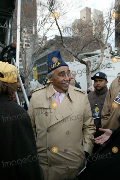 Charlie Rangel Photo - Stand For Freedom March and Rally For Voting Rights  December 10 Is United Nations Human Rights Day Rally Held at Dag Hammarskjold Plaza  United Nations Bruce Cotler 12 10 11 NY Congressman Charlie Rangel