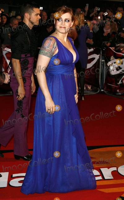 Ana Matronic Photo - 001873 the Brit Awards 2007-arrivals-earls Court London United Kingdom 02-14-2007 Photo by Mark Chilton-richfoto-Globe Photos 2007 Ana Matronic