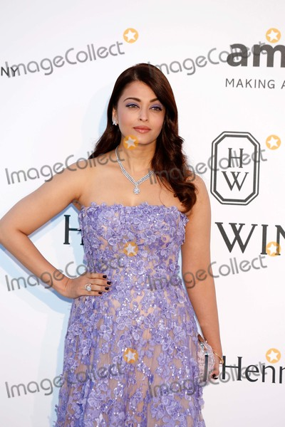 Aishwarya Rai Photo - Aishwarya Rai Amfars Cinema Against Aids Gala Cannes Film Festival 2015 Cannes France May 21 2015 Roger Harvey