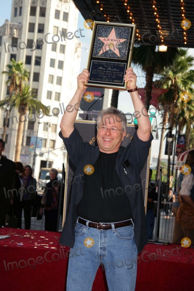 Alan Menken Photo - Composer Alan Menken Honored with Star on the Hollywood Walk of Fame El Capitan Theatre Hollywood CA 11102010 Alan Menken Photo Clinton H Wallace-photomundo-Globe Photos Inc 2010