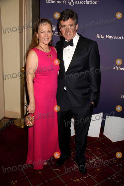 Anne Hearst Photo - Anne Hearstjay Mcinerney at Alzheimers Association Rita Hayworth Gala at Waldorf Astoria Hotel New York City 10-26-2010 Photo by John BarrettGlobe Photos Inc2010