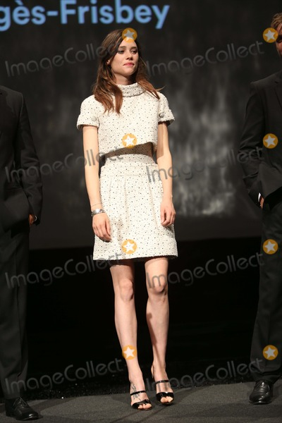 Astrid Berges-Frisbey Photo - Actress Astrid Berges-frisbey attends the Opening Ceremony of the 49th Karlovy Vary International Film Festival at Hotel Thermal in Karlovy Vary Czech Republic on 04 July 2014 Photo Alec Michael