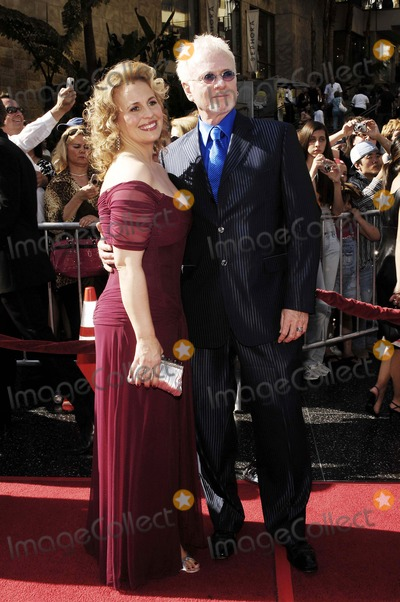 Anthony Geary Photo - Annual Daytime Emmy Awards Held at the Kodak Theatre on June 15 2007 Lemonde Goodloe K53507lg Photo by Lemonde Goodloe-Globe Photos Genie Francis and Anthony Geary