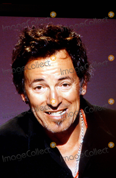 Bruce Springsteen Photo - Performance For the 19th Annual Rock and Roll Hall of Fame Foundations Induction Ceremony at the Waldorf Astoria Hotel in New York City 3152004 Supplied ByGlobe Photos Inc 2004 Bruce Springsteen