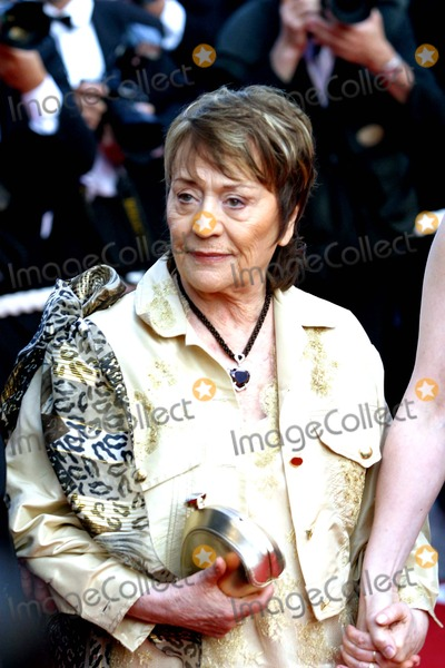 Annie Girardot Photo - Cannes Film Festival 2005 Annie Girardot Photo Fred Santos  Omedias  Globe Photos Inc 2005
