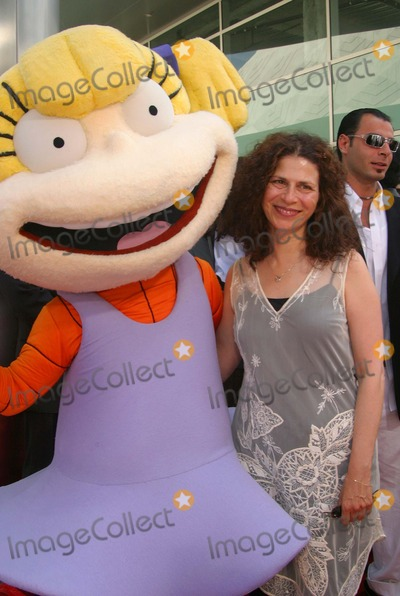 Arlene Klasky Photo - Arlene Klasky - Rugrats Go Wild - Premiere - Cinerama Dome Hollywood CA - Photo by Nina PrommerGlobe Photos Inc2003